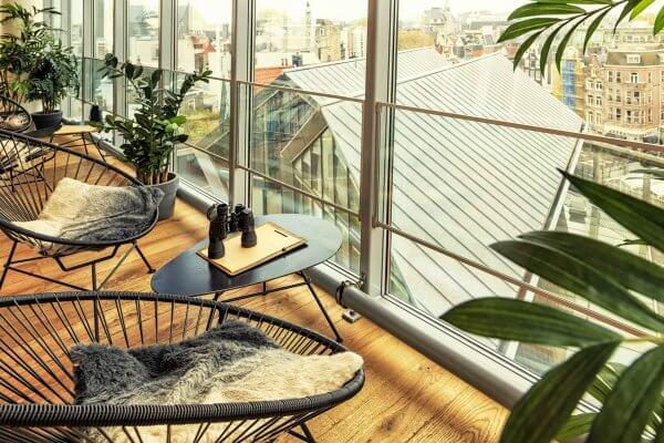 Hotell Amsterdam